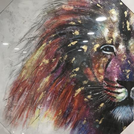 Toile-Lion-Multicolore-Maison-et-Cadeaux.png