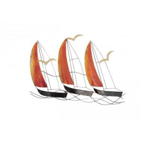 Régate-3-voiliers-oranges-maison-et-cadeaux.jpg