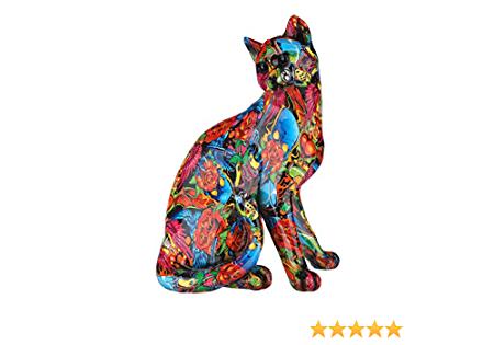 chat-multicouleur-maison-et-cadeaux